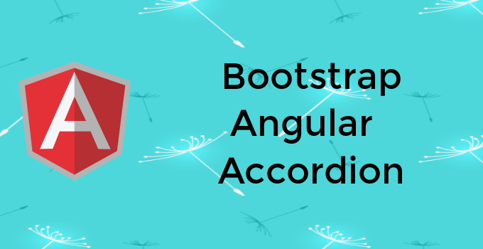 In Angular using bootstrap open Accordion - Education For